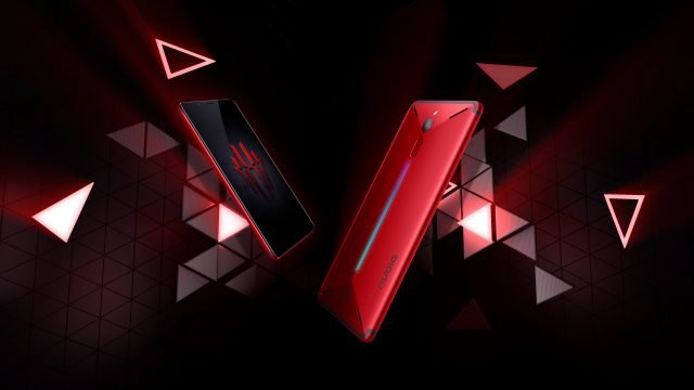 Spesifikasi dan Harga Smartphone Gaming Nubia Red Magic