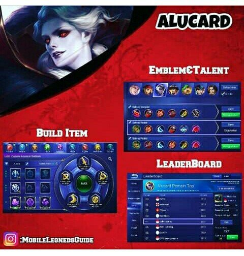Part 1, Item Build 5 Hero Mobile Legends Mobile Legends