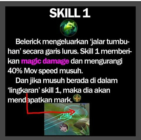 Begini Tips Gunakan Skill Hero Belerick, Tank Mobile Legends