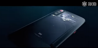 Xiaomi Mi 9 : Battle Angel