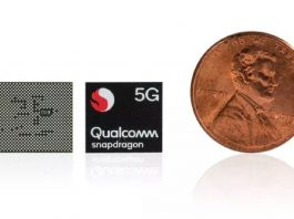 qualcomm snapdragon 865 - 765