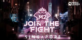 M2 Mobile Legends World Championship