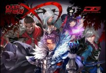 Three Kingdoms Quest of Infinity