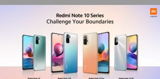 xiaomi redmi note 10 series global